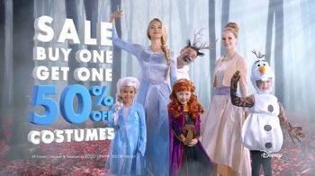 Party City TV Spot, 'Disney Frozen Costumes' - Thumbnail 4