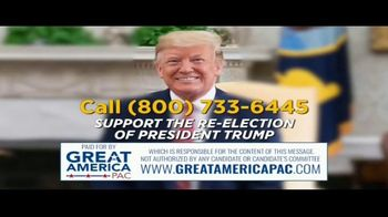 Great America PAC TV Spot, 'Since Ronald Reagan' Featuring Ed Rollins - Thumbnail 6