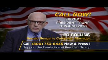 Great America PAC TV Spot, 'Since Ronald Reagan' Featuring Ed Rollins - Thumbnail 2