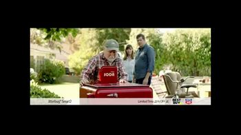 GreatCall Grandparents Day TV Spot, 'Yard Sale: Save 25 Percent on the Jitterbug Smart2' - Thumbnail 5