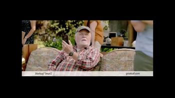 GreatCall Grandparents Day TV Spot, 'Yard Sale: Save 25 Percent on the Jitterbug Smart2' - Thumbnail 8