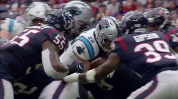 Verizon TV Spot, 'Moments of Impact: Texans vs. Panthers' - Thumbnail 3