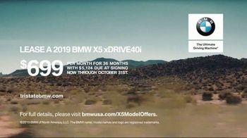 2019 BMW X5 TV Spot, 'Confidence Doesn't Take Detours' [T2] - Thumbnail 10
