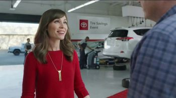 Toyota Tire Savings Event TV Spot, 'The Ripper' [T1] - 3 commercial airings