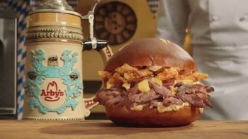 Arby's Meatoberfest TV Spot, 'Enough is Enough' - Thumbnail 3