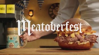 Arby's Meatoberfest TV Spot, 'Enough is Enough'
