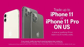 T-Mobile TV Spot, 'Signal: iPhone 11 and 11 Pro' Song by Aerosmith - Thumbnail 10