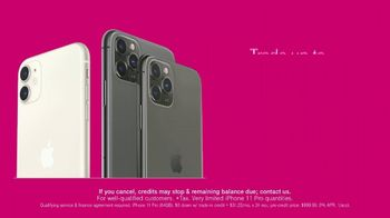 T-Mobile TV Spot, 'Signal: iPhone 11 and 11 Pro' Song by Aerosmith - Thumbnail 8