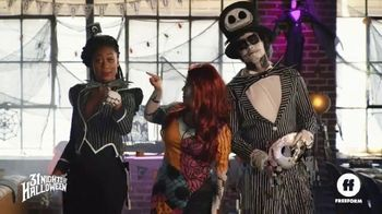 Party City TV Spot, 'Freeform: Halloween Haul' Featuring Zuri Adele, Sherry Cola, Tommy Martinez - 5 commercial airings