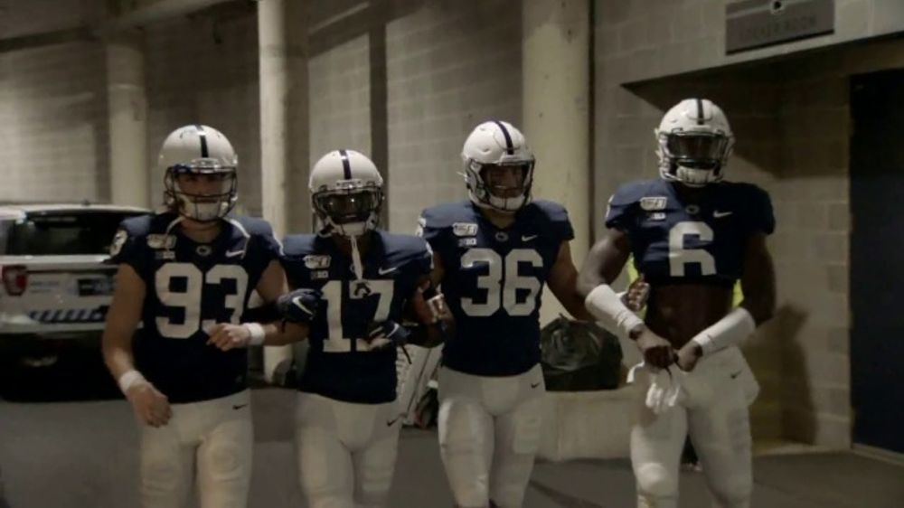 HBO TV Commercial, '24/7 College Football'