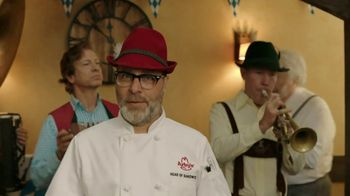 Arby's Meatoberfest TV Spot, 'MMMPAH' Featuring H. Jon Benjamin, Song by YOGI