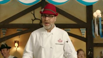 Arby's Meatoberfest TV Spot, 'MMMPAH' Featuring H. Jon Benjamin, Song by YOGI - Thumbnail 2