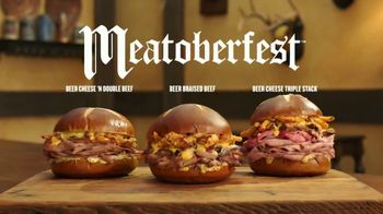 Arby's Meatoberfest TV Spot, 'MMMPAH' Featuring H. Jon Benjamin, Song by YOGI - Thumbnail 3