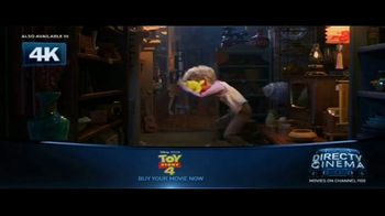 DIRECTV Cinema TV Spot, 'Toy Story 4' - Thumbnail 3