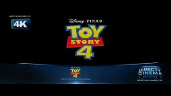 DIRECTV Cinema TV Spot, 'Toy Story 4' - Thumbnail 4