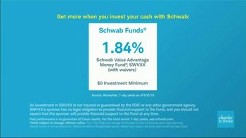 Charles Schwab TV Spot, 'Earn More' - Thumbnail 3