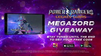Power Rangers: Legacy Wars Megazord Giveaway TV Spot, 'Morphin Time' ' - Thumbnail 7