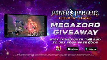 Power Rangers: Legacy Wars Megazord Giveaway TV Spot, 'Morphin Time' ' - Thumbnail 8