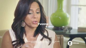 WW TV Spot, 'Yvonne: Join for Free and Save 30 Percent' Featuring Oprah Winfrey - Thumbnail 3