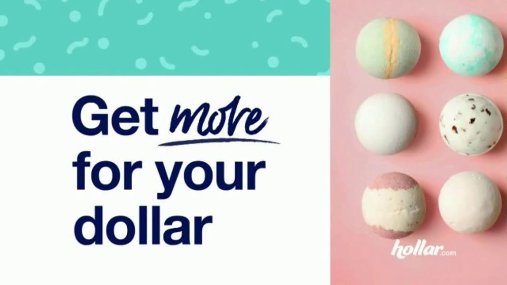 hollar.com TV Commercial, 'More For Your Dollar'