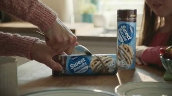 Pillsbury Sweet Biscuits TV Spot, 'Family Time' - Thumbnail 1