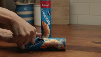 Pillsbury Crescent Rolls TV Spot, 'Family Time' - Thumbnail 1