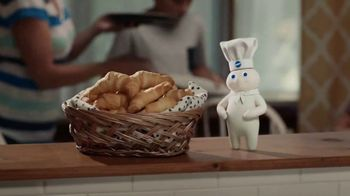 Pillsbury Crescent Rolls TV Spot, 'Family Time' - Thumbnail 3