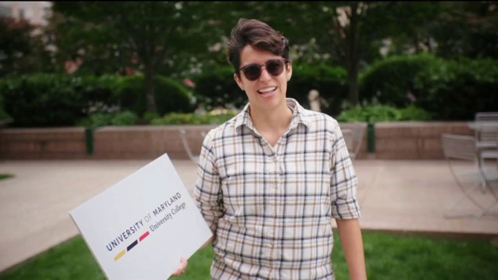 University of Maryland Global Campus TV Commercial, 'UMGC In Their Own Words'