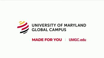 University of Maryland Global Campus TV Spot, 'UMGC In Their Own Words' - Thumbnail 9