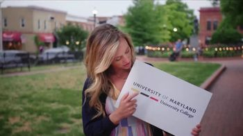 University of Maryland Global Campus TV Spot, 'UMGC In Their Own Words' - Thumbnail 2