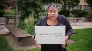 University of Maryland Global Campus TV Spot, 'UMGC In Their Own Words' - Thumbnail 3