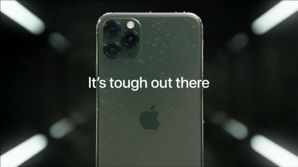 Apple iPhone 11 Pro TV Commercial, 'It???s Tough Out There' Song by soondclub
