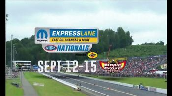 NHRA Mello Yello Countdown to the Championship TV Spot, '2019 Reading, St. Louis and Charlotte' Song by Grace Mesa - Thumbnail 7