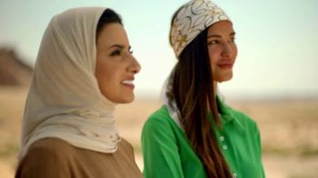 Visit Saudi Arabia TV Spot, \'Welcome to Arabia\'