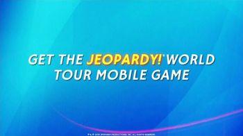Jeopardy! World Tour TV Spot, 'Next Tournament: September' Featuring Mel Robbins - Thumbnail 1