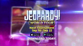 Jeopardy! World Tour TV Spot, 'Next Tournament: September' Featuring Mel Robbins - Thumbnail 7