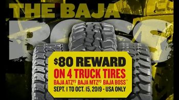 Mickey Thompson Performance Tires & Wheels TV Spot, 'Stand on the Gas: $80 Reward' - Thumbnail 9
