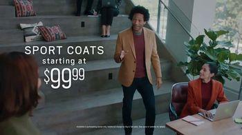 Men's Wearhouse Designer Suit Event TV Spot, 'Good on You: Sport Coats, Shirts & Pants, Suits' - Thumbnail 6