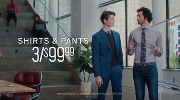 Men's Wearhouse Designer Suit Event TV Spot, 'Good on You: Sport Coats, Shirts & Pants, Suits' - Thumbnail 7