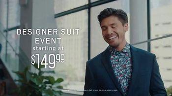 Men's Wearhouse Designer Suit Event TV Spot, 'Good on You: Sport Coats, Shirts & Pants, Suits' - Thumbnail 8