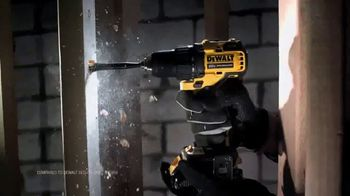The Home Depot DeWalt ATOMIC TV Spot, 'More Compact'