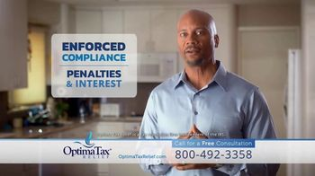 Optima Tax Relief TV Spot, 'Enforced Compliance: Charlie' - Thumbnail 1