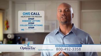 Optima Tax Relief TV Spot, 'Enforced Compliance: Charlie' - Thumbnail 2