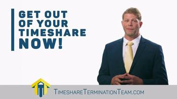 Timeshare Termination Team TV Spot