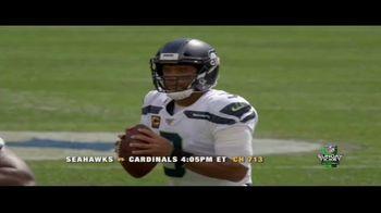 DIRECTV NFL Sunday Ticket TV Spot, 'This Week' Featuring Dak Prescott - Thumbnail 6