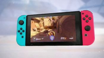Nintendo Switch TV Spot, 'Overwatch: Legendary Edition' - Thumbnail 6