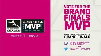 Overwatch League Grand Finals TV Spot, '2019: Vote for the MVP' - Thumbnail 9