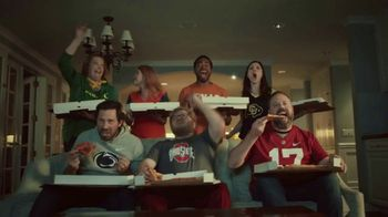 Rocket Mortgage TV Spot, 'Home Is Your Game Day Gathering Place: Pizza' - Thumbnail 9