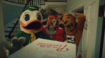 Rocket Mortgage TV Spot, 'Home Is Your Game Day Gathering Place: Pizza'
