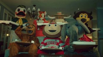Rocket Mortgage TV Spot, \'Home Is Your Game Day Gathering Place: Pizza\'